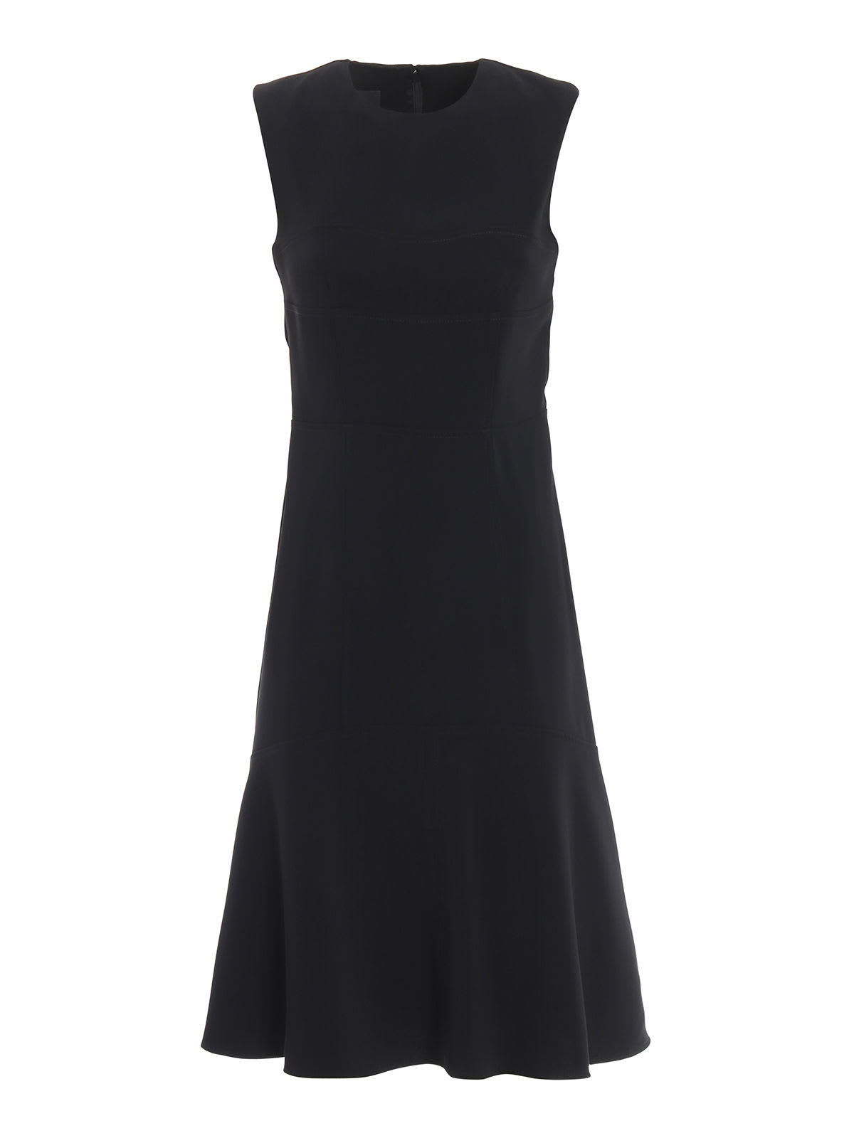 Pinko Salire Crepe Dress