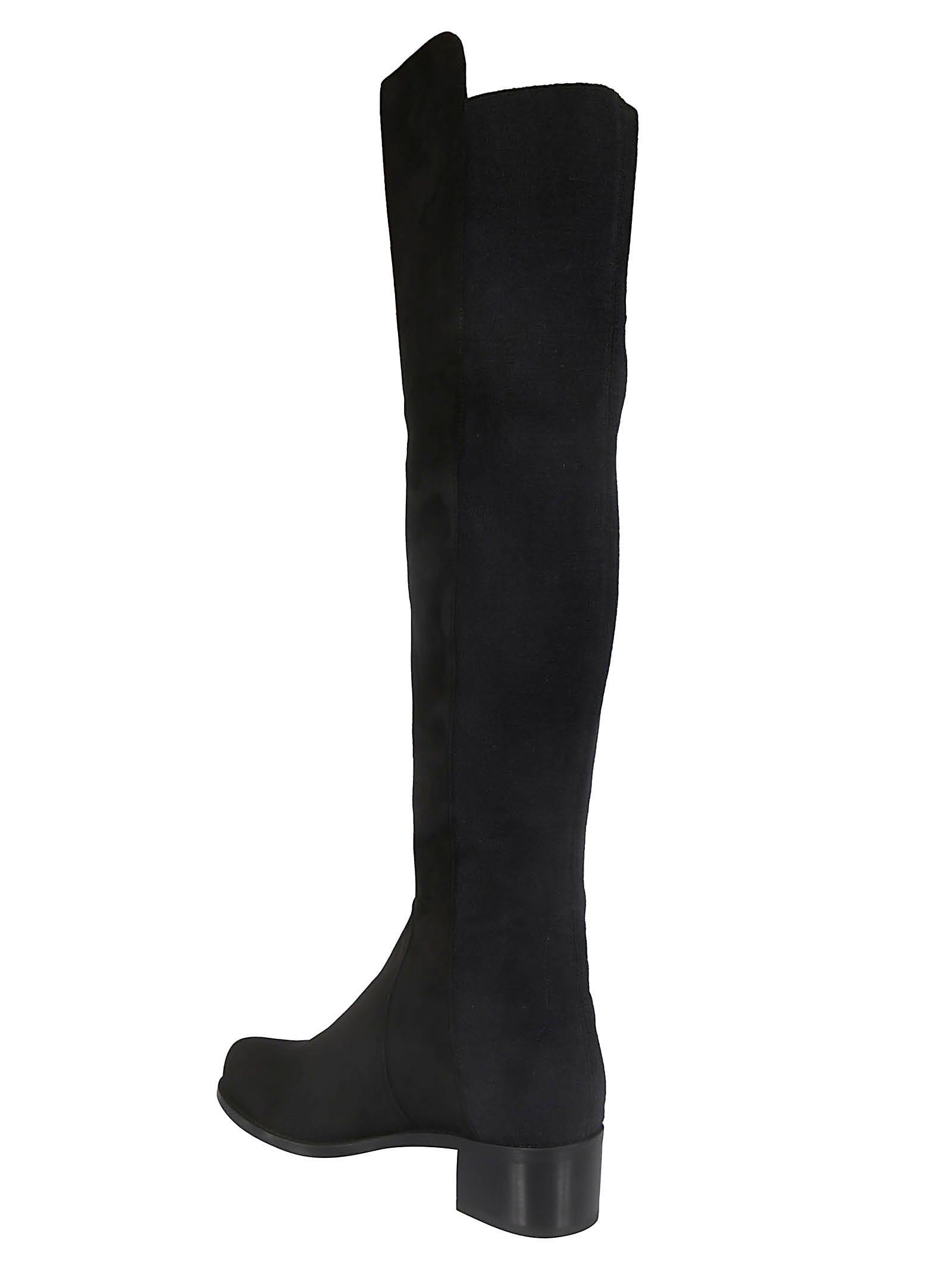 shades of best price footwear Stuart Weitzman Stuart Weitzman Reserve Boots - Black - 11146453 ...