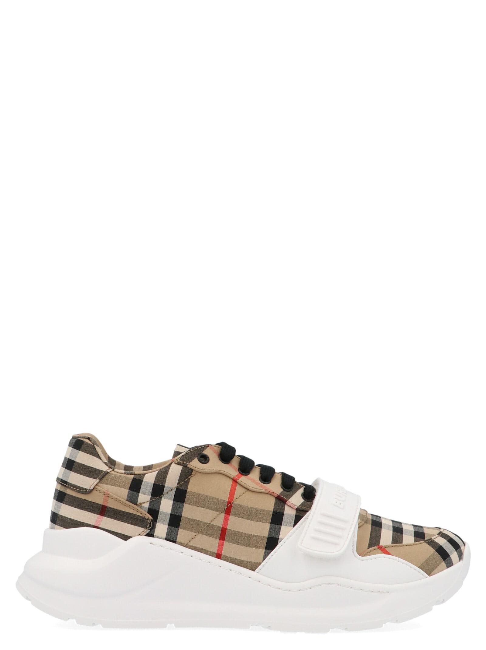 Burberry regis L Low Shoes