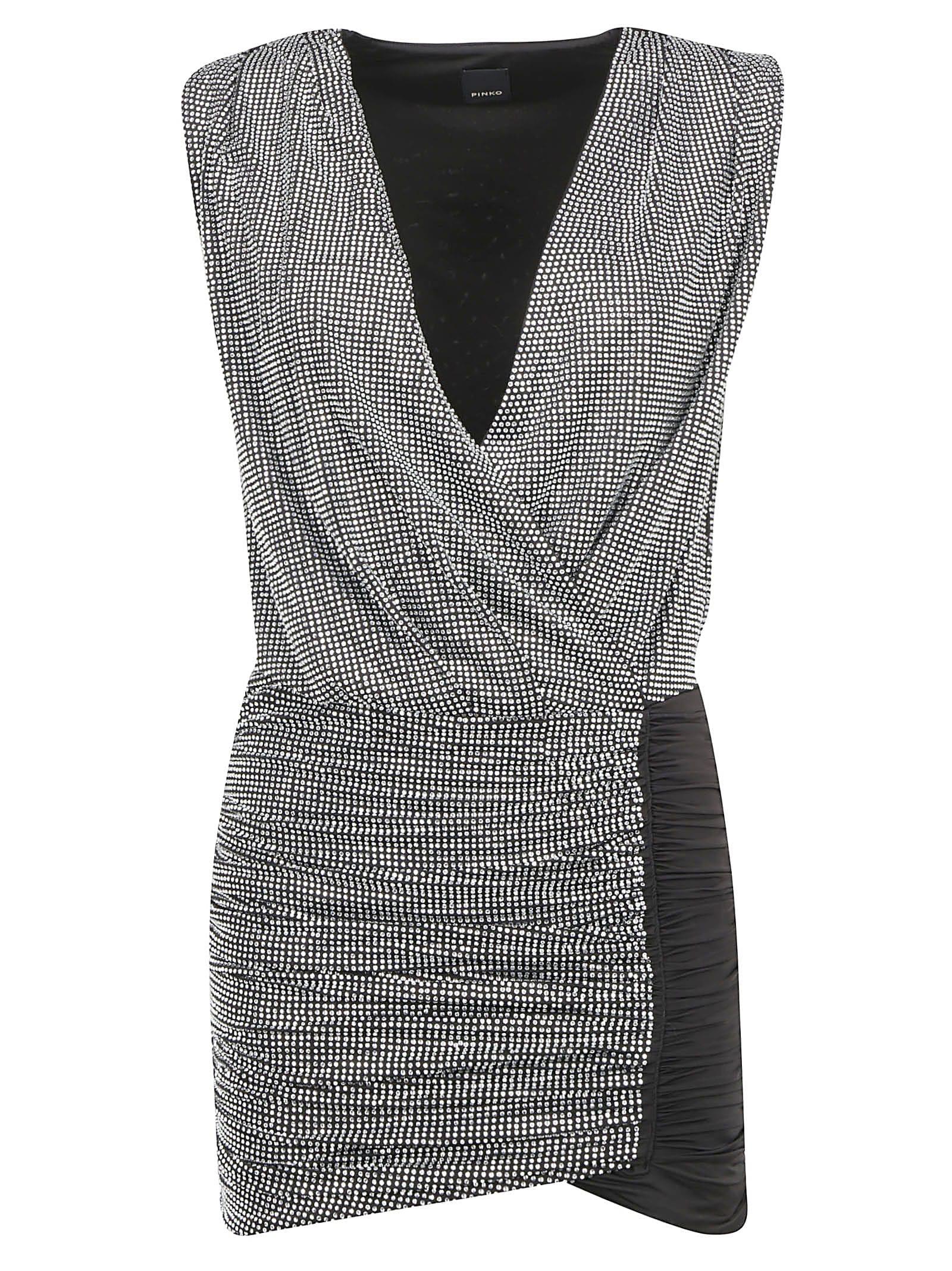 Buy Pinko Gastone Dress online, shop Pinko with free shipping