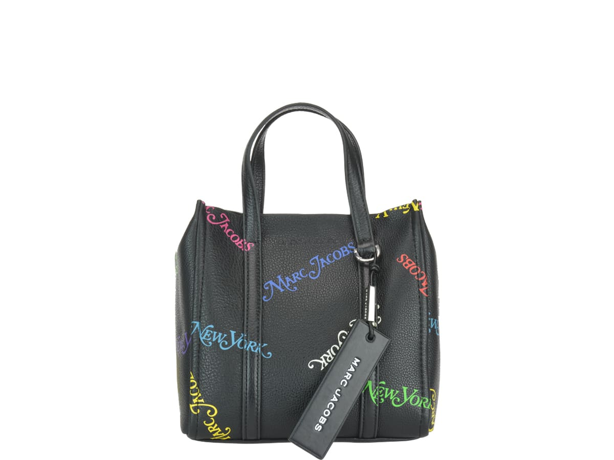 Marc Jacobs The Tag Tote 21 New York Magazine Bag