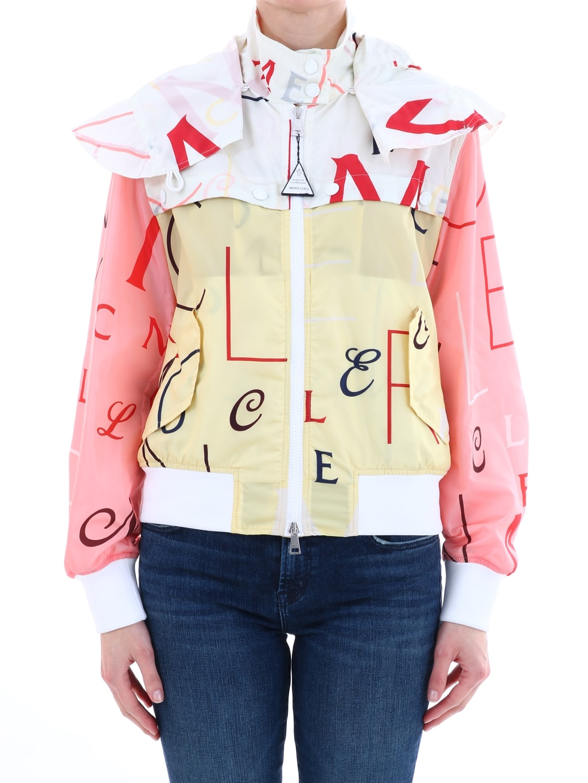 Moncler Windproof Jacket Lusaka