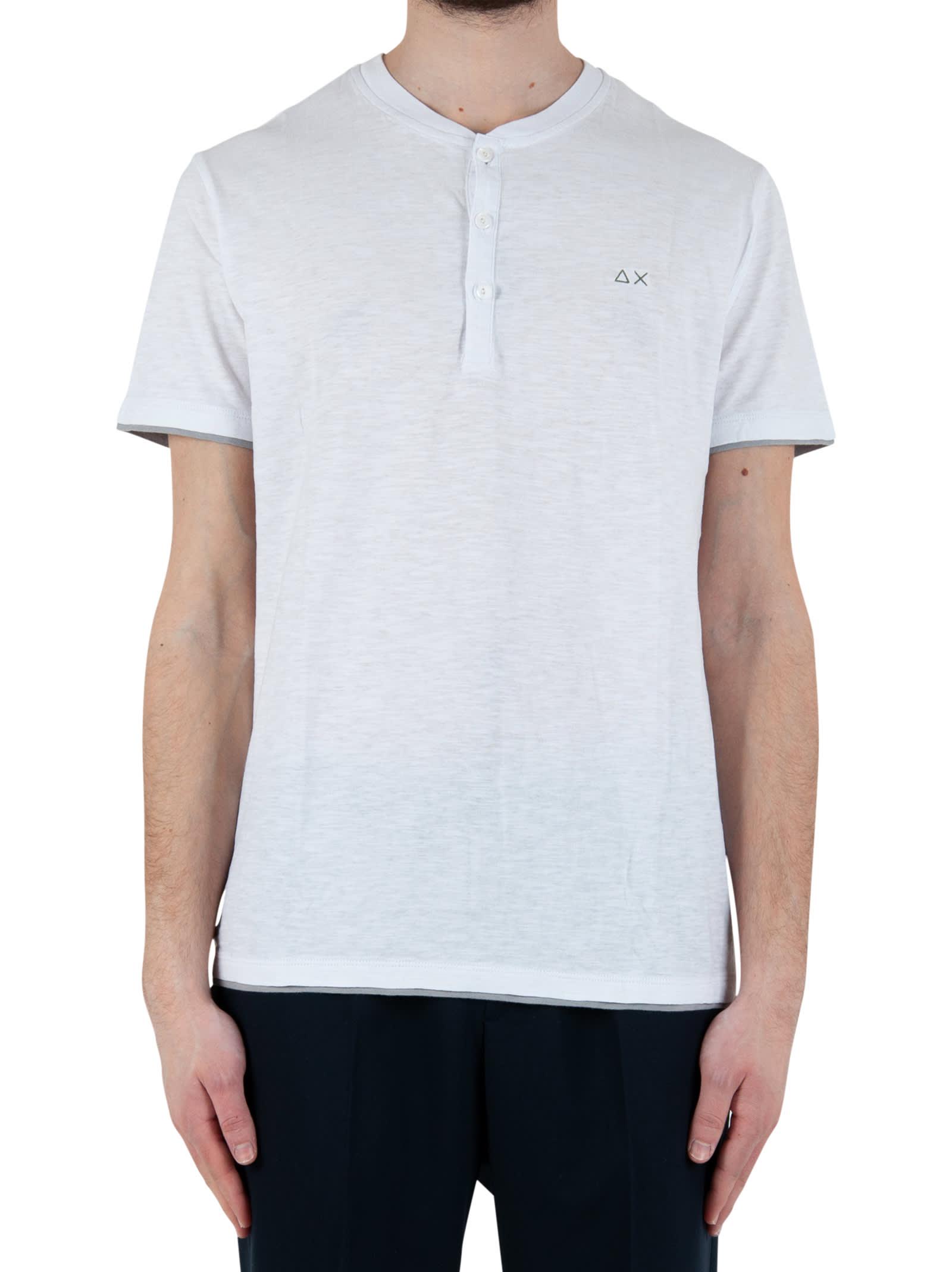 T-shirt Serafino - White