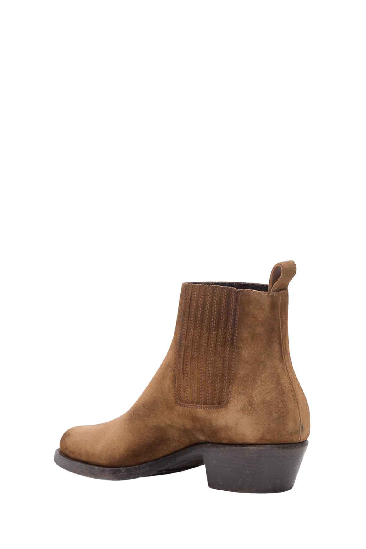 f36a49b4a50 Saint Laurent Dakota Chelsea Boots