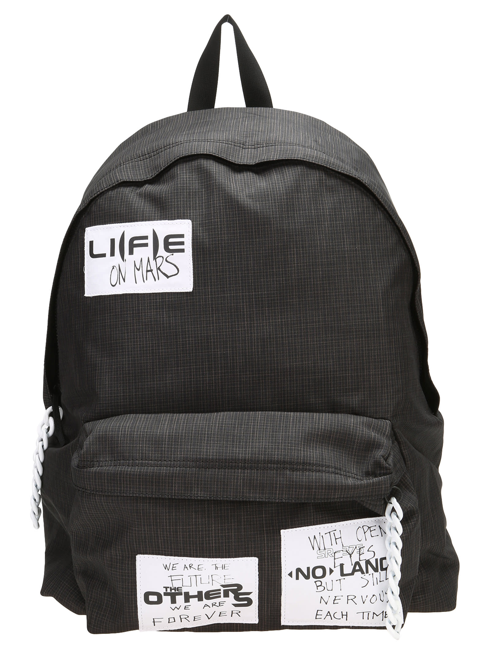 Eastpak By Raf Simons Pakr® Xl Small Check Backpack