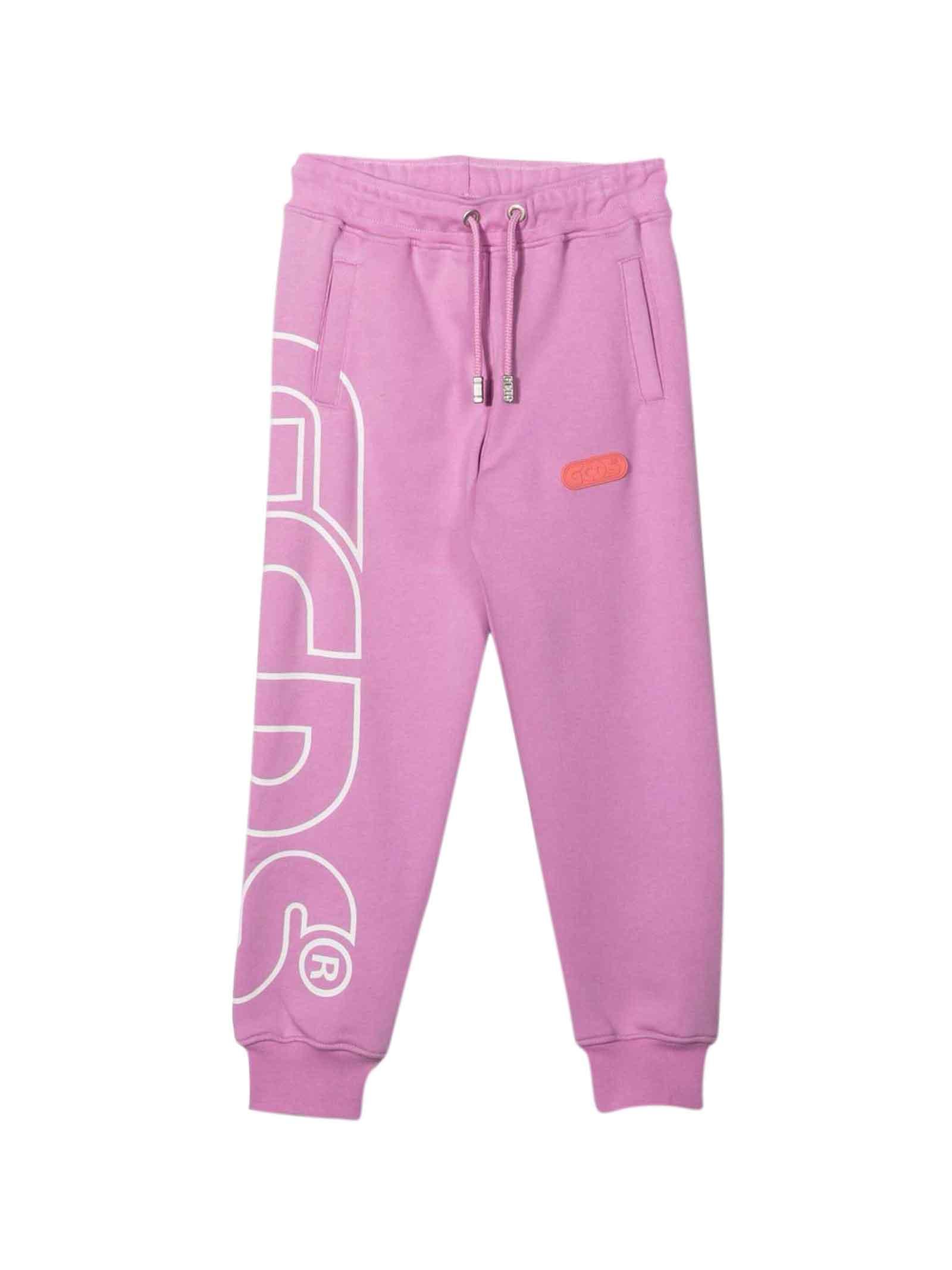 Lilac Jogging Pants