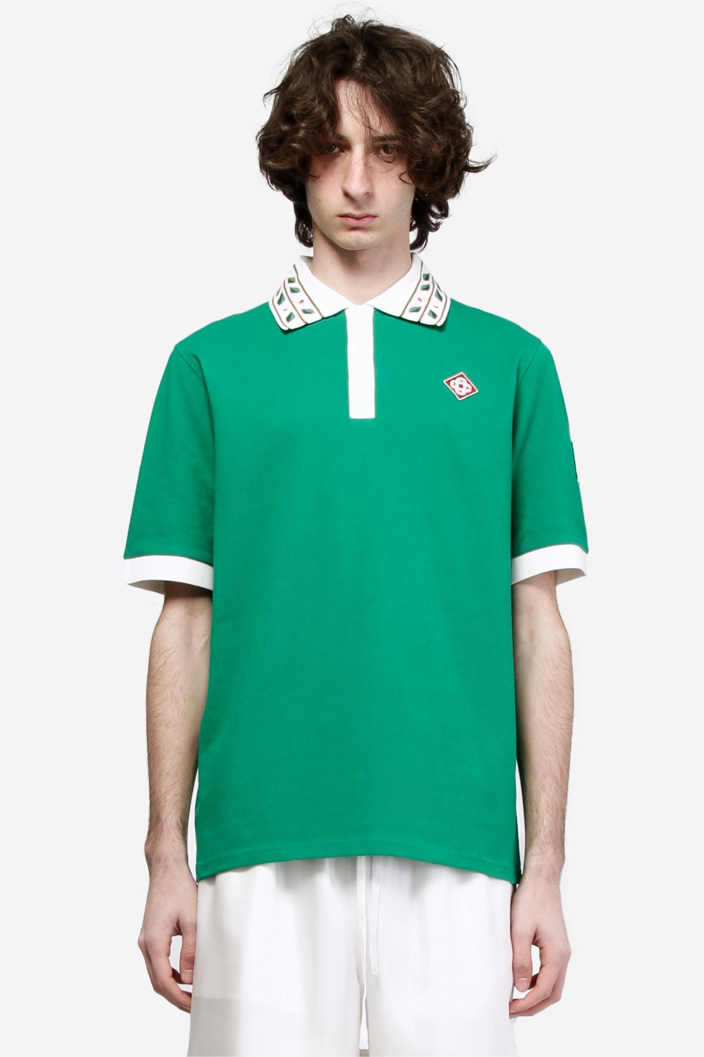 Casablanca Shirts LAUREL CLASSIC POLO