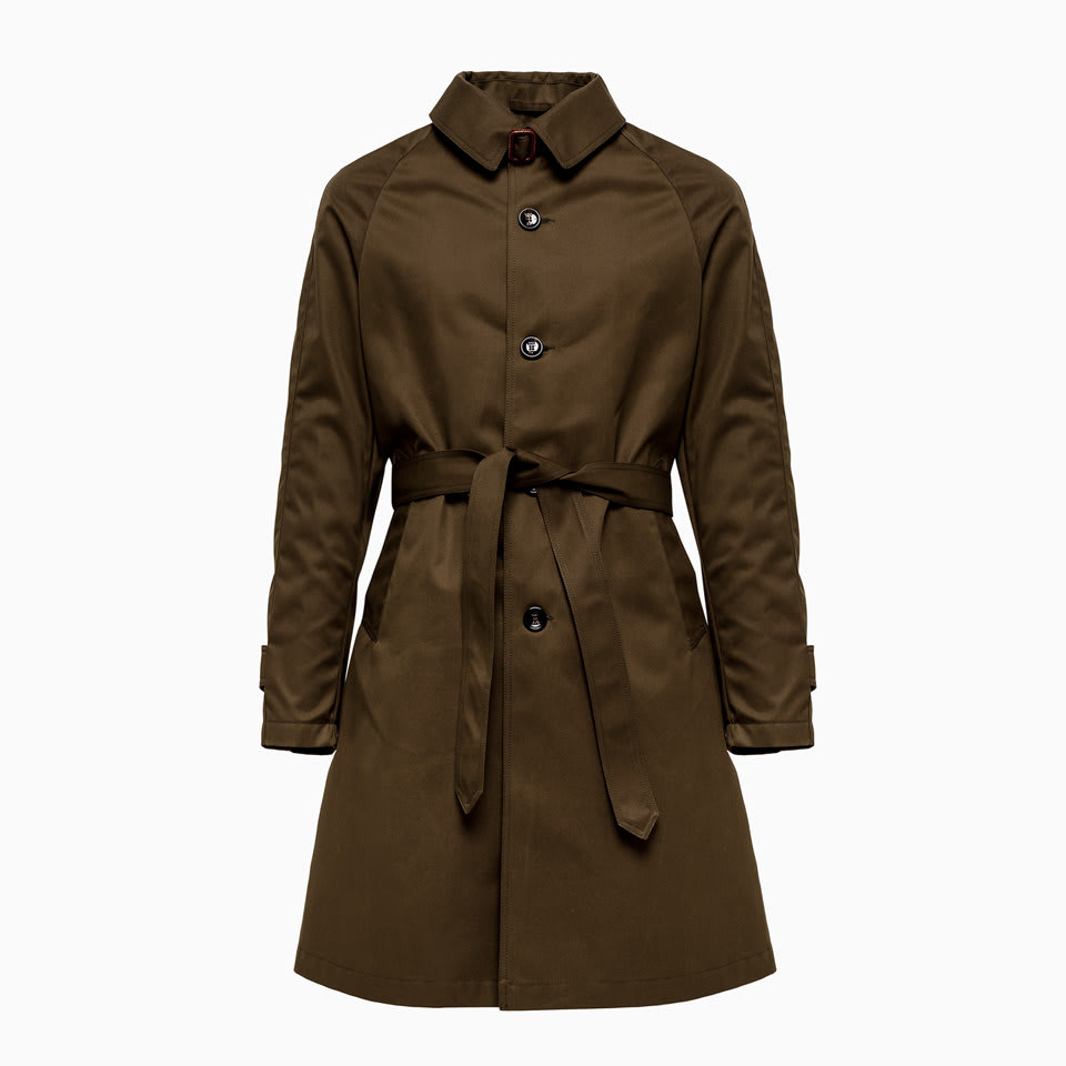 Panther Lc 23 Trench Coat J-602