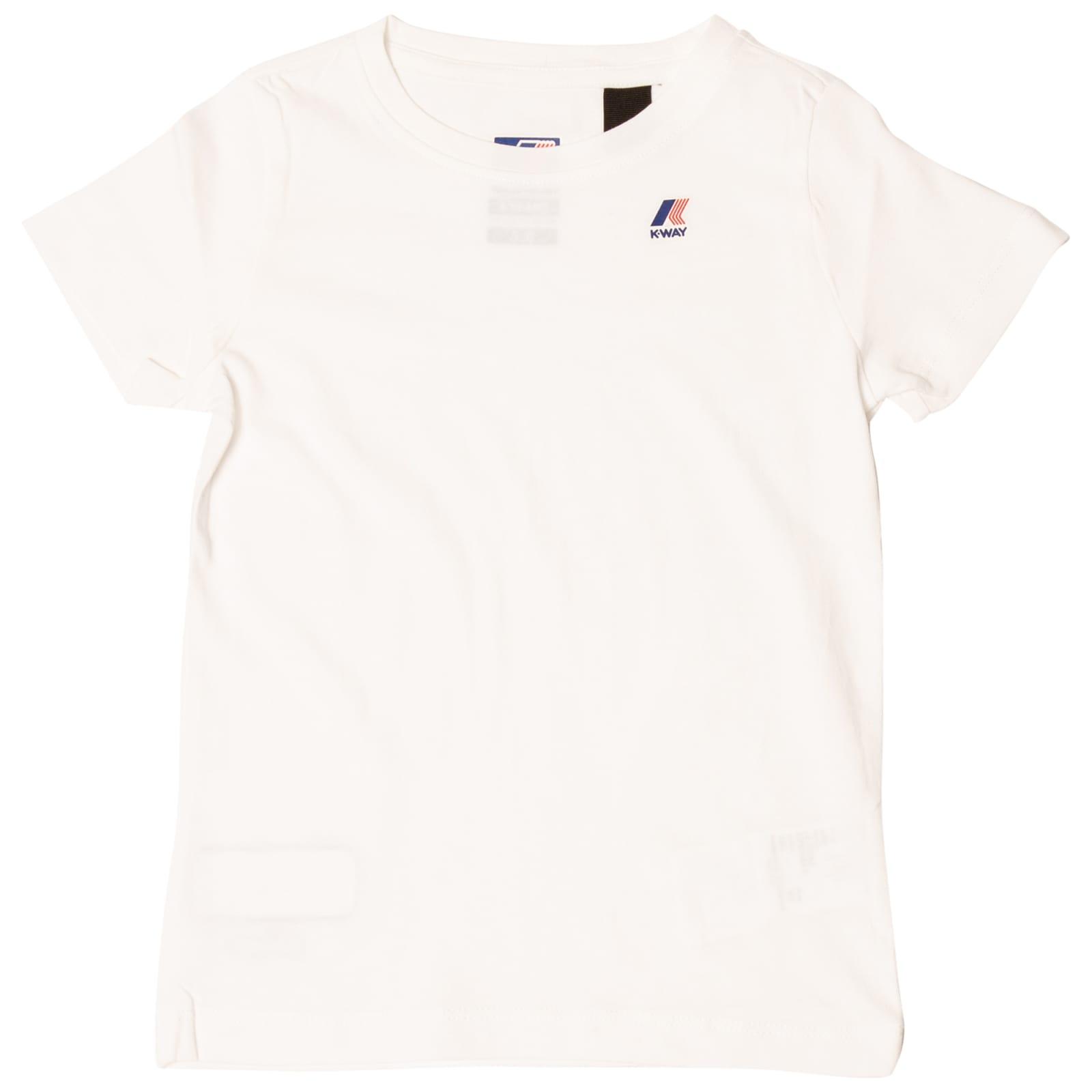 T-shirt K-Way