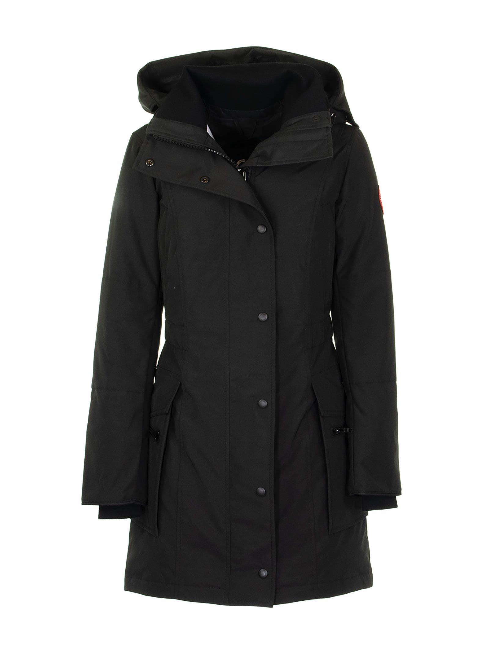 Canada Goose Black Parka Jacket