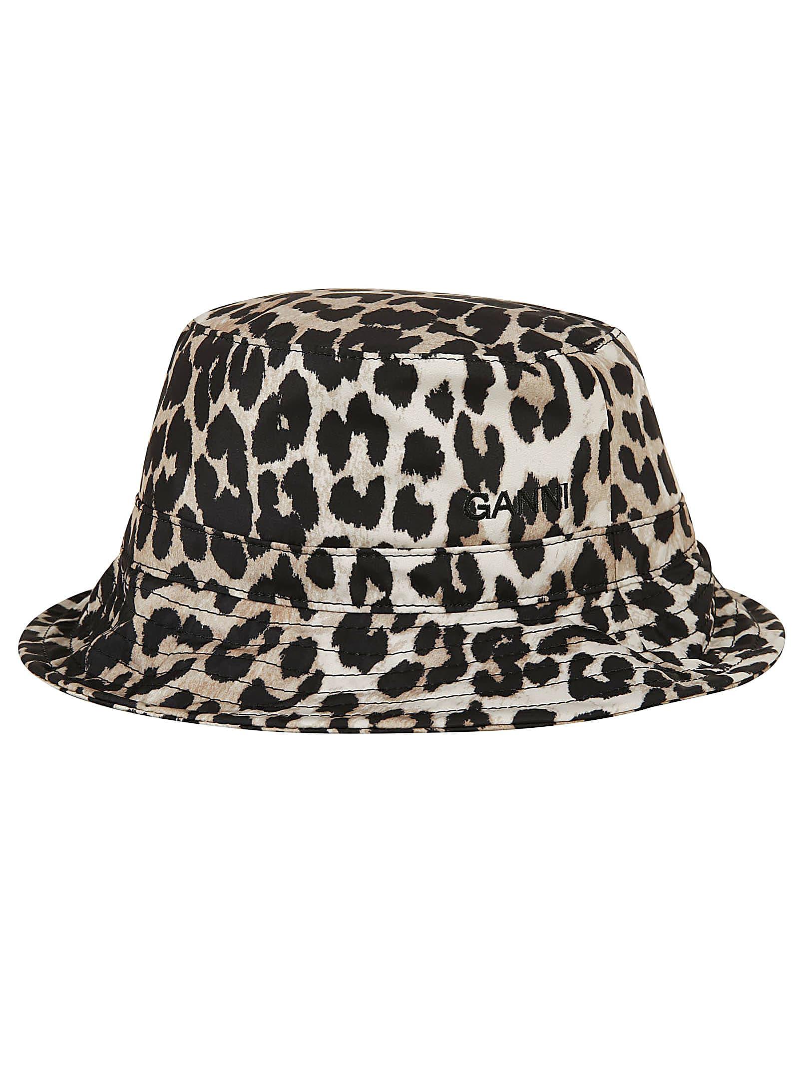 Ganni Hats SEASONAL RECYCLED TECH