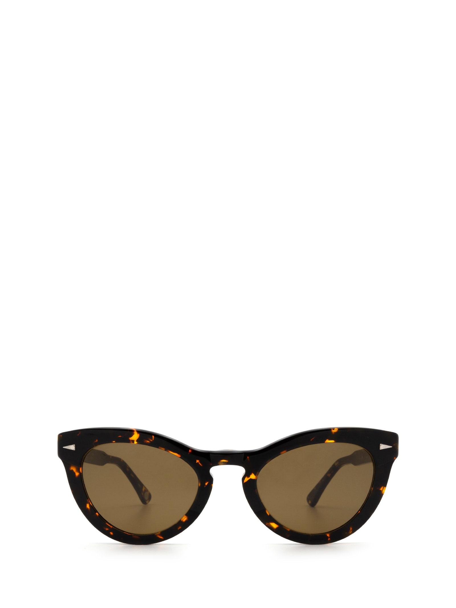 AHLEM Ahlem Ile St Louis Yellow Turtle Sunglasses