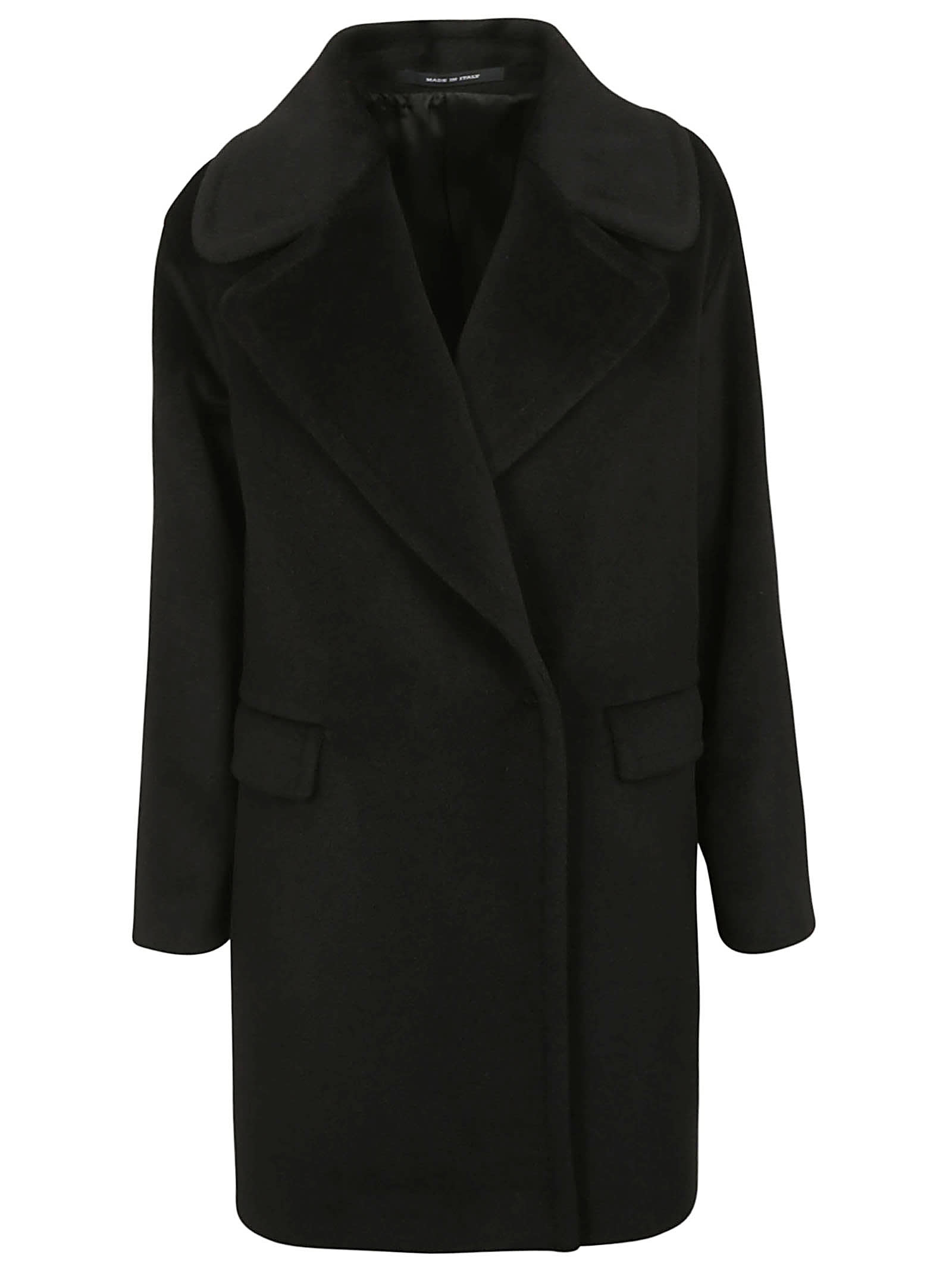 Photo of  Tagliatore Wide Lapel Coat- shop Tagliatore jackets online sales