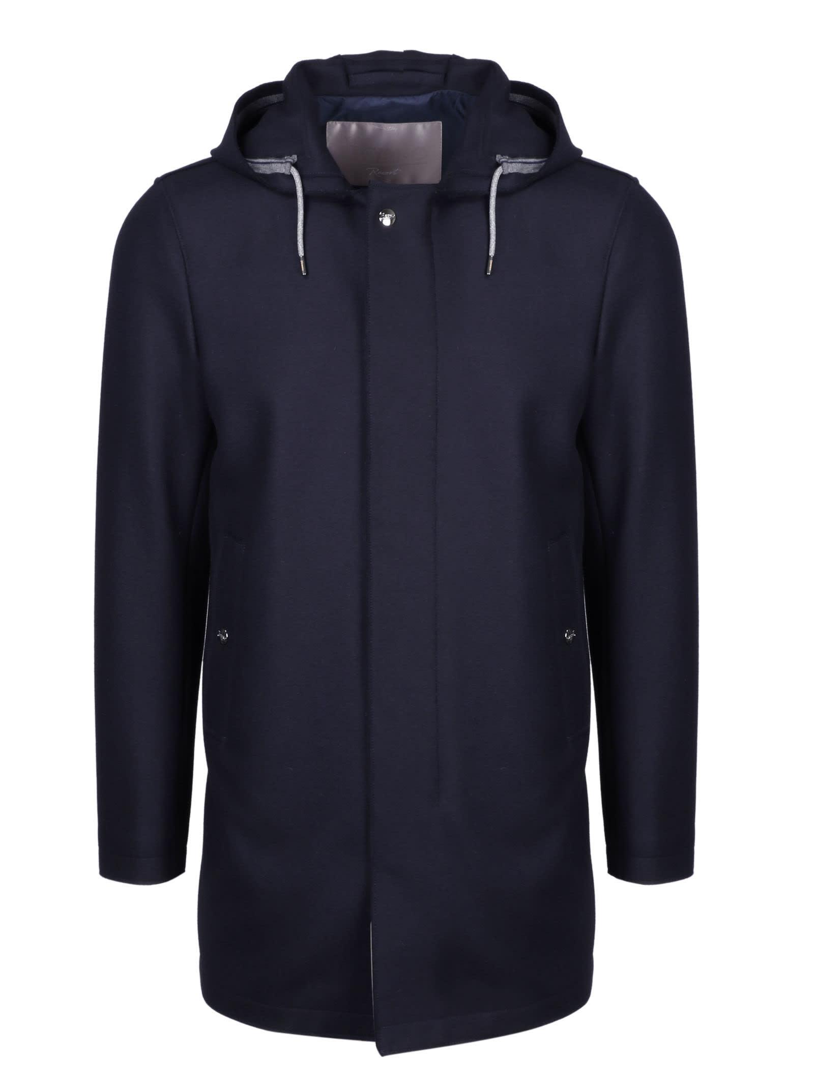 Herno Wools WOOL CLOTH COAT