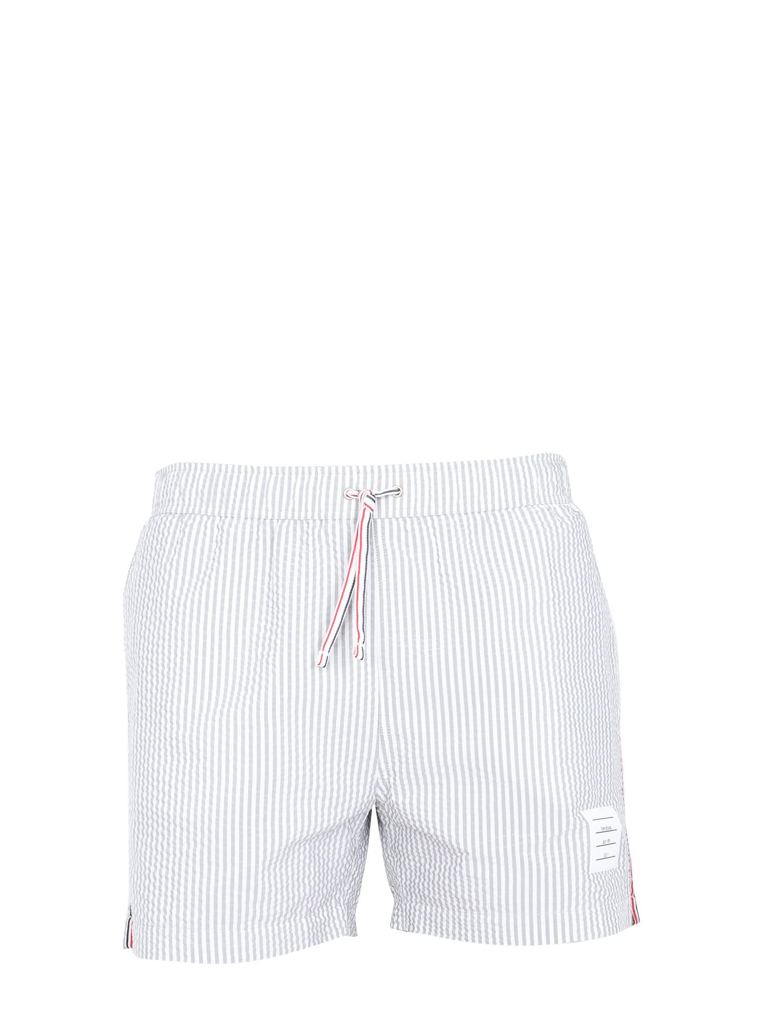 Thom Browne Shorts BOXER SWIMSUIT