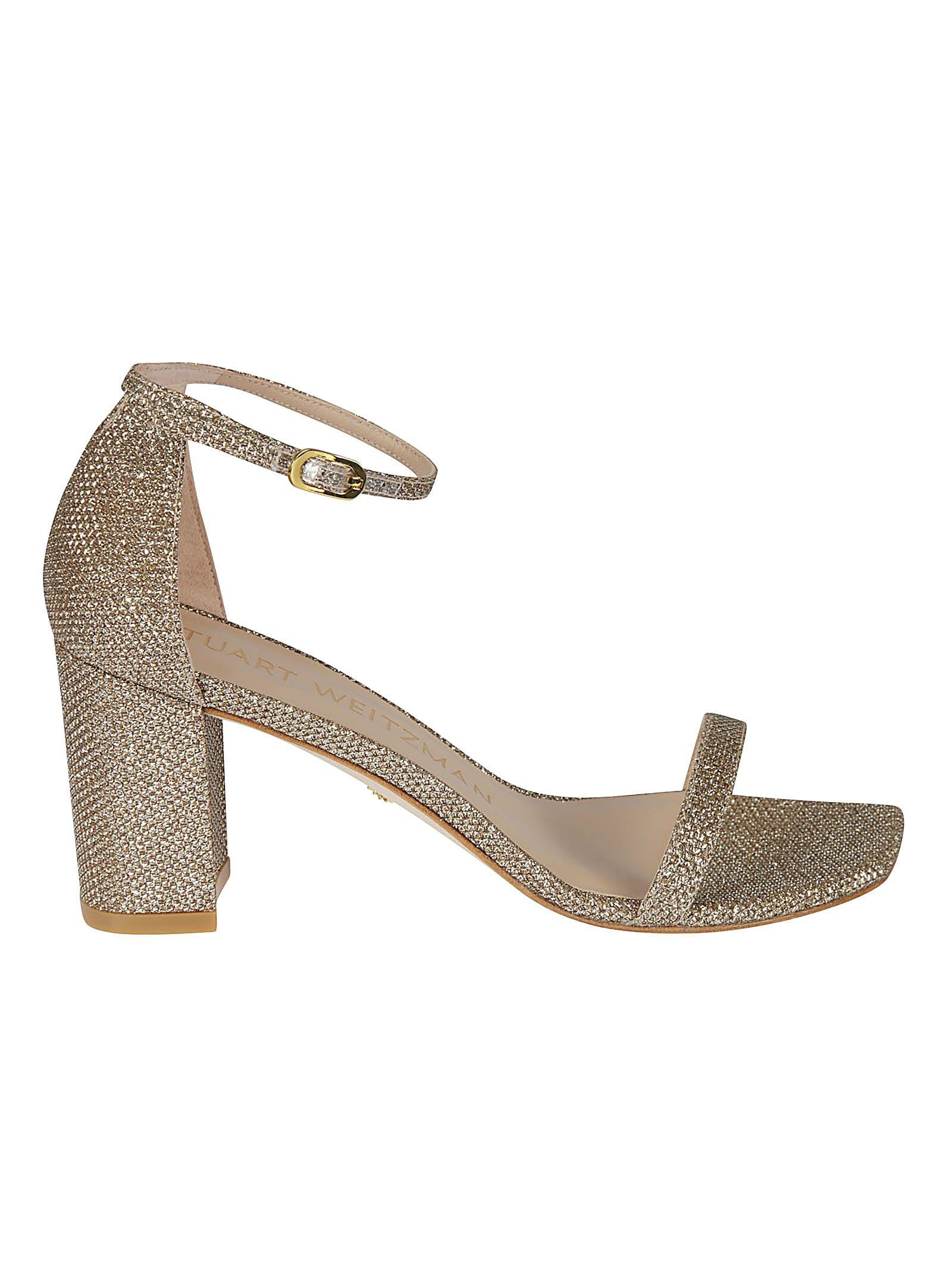 Buy Stuart Weitzman Amelina Block Sandals online, shop Stuart Weitzman shoes with free shipping