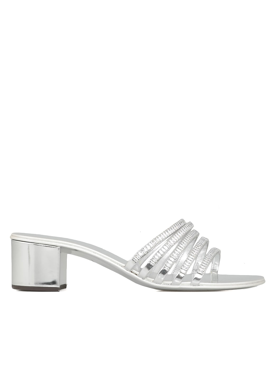 Giuseppe Zanotti Sandals With Crystals