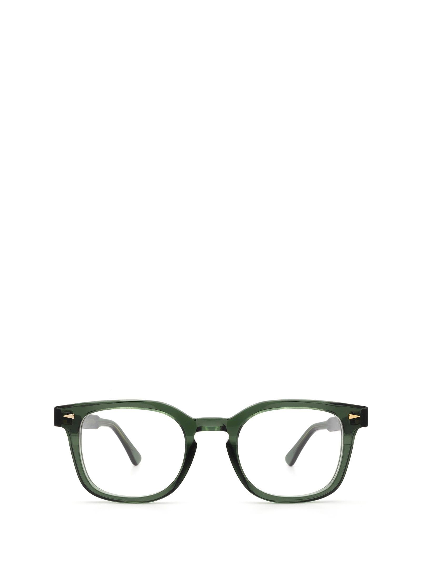 AHLEM Ahlem Rue Servan Optic Dark Green Glasses