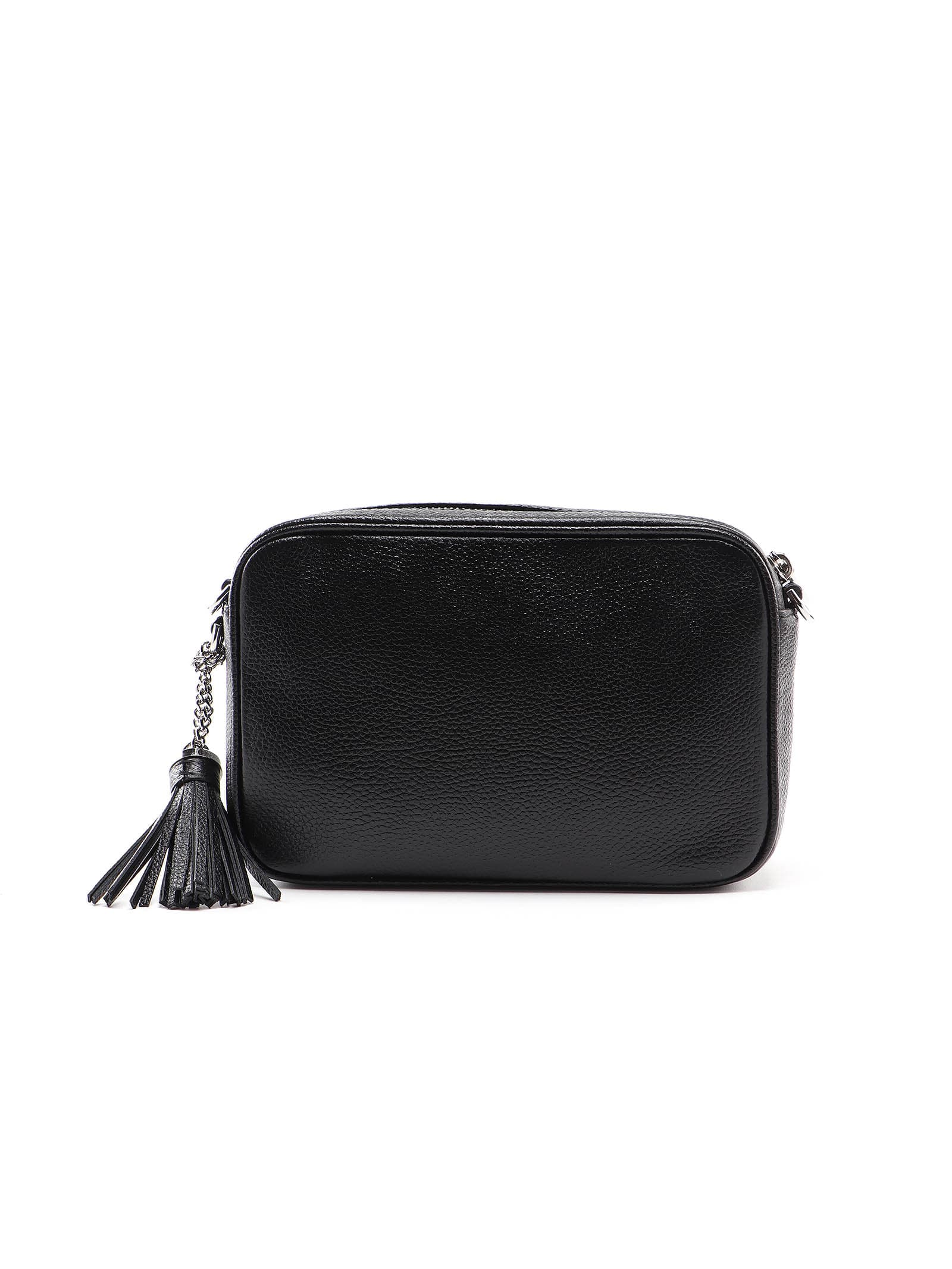Michael Kors Michael Kors Jet Set Md Camera Bag Black
