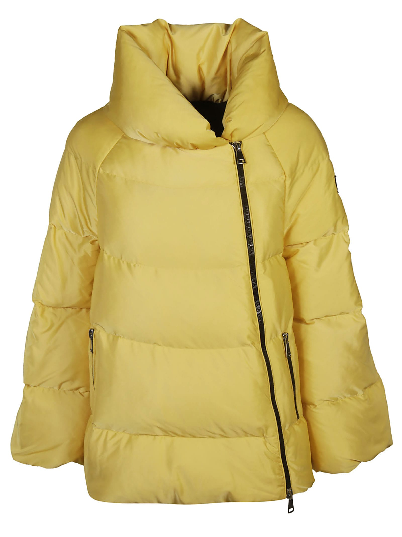Ermanno Scervino Zipped Padded Jacket