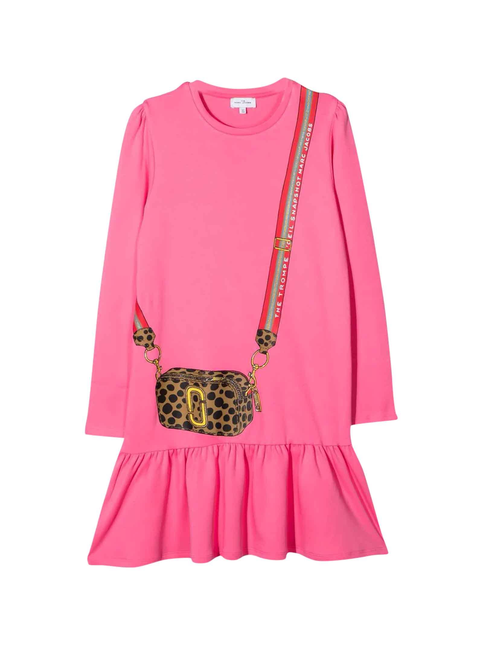 Snapshot Pink Dress