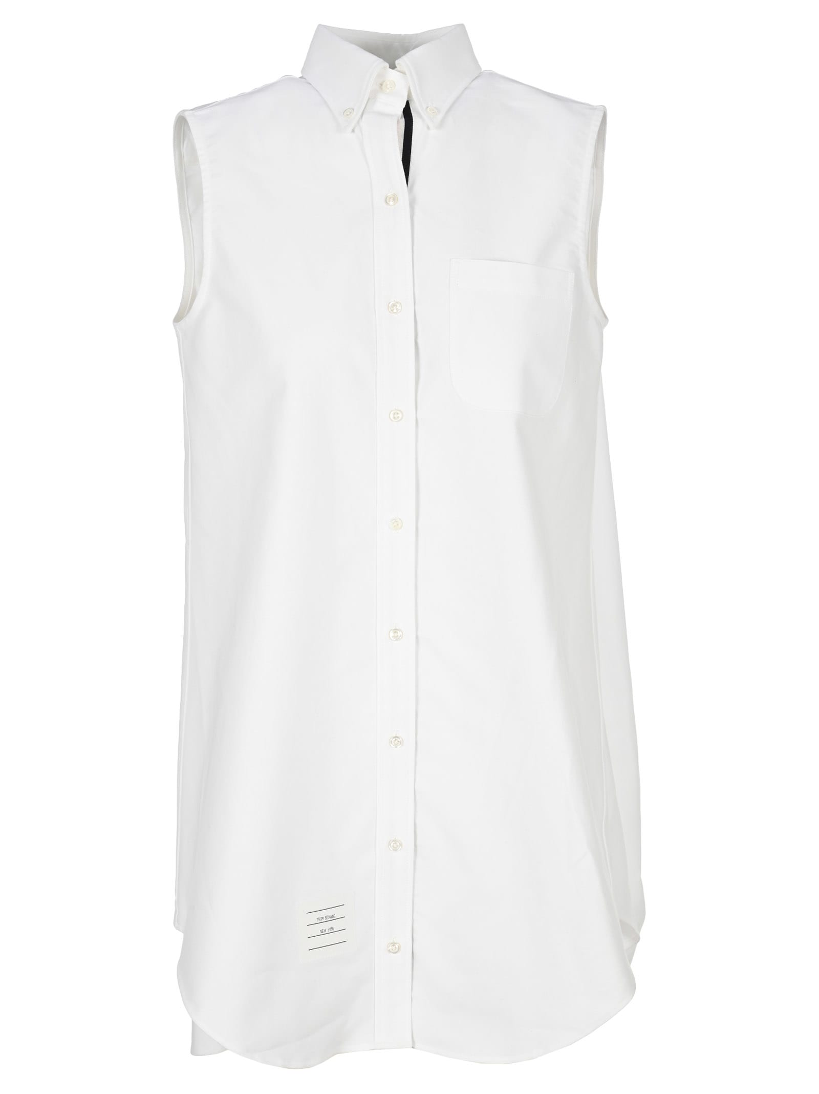 Buy Thom Browne Shirt Dress online, shop Thom Browne with free shipping