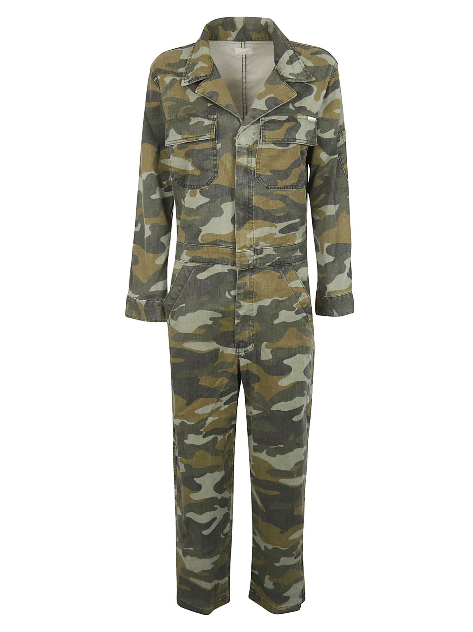 Mother Military Overall