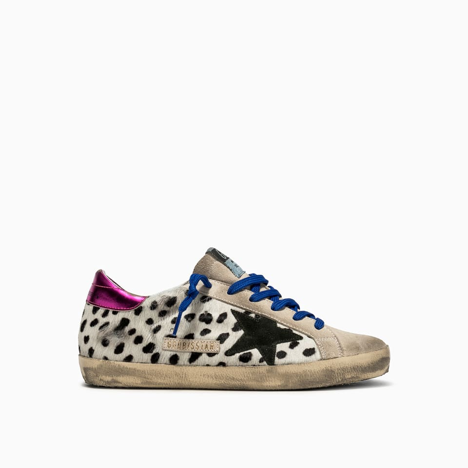 Golden Goose Super Star Cow Sneakers Gwf00101. f001666