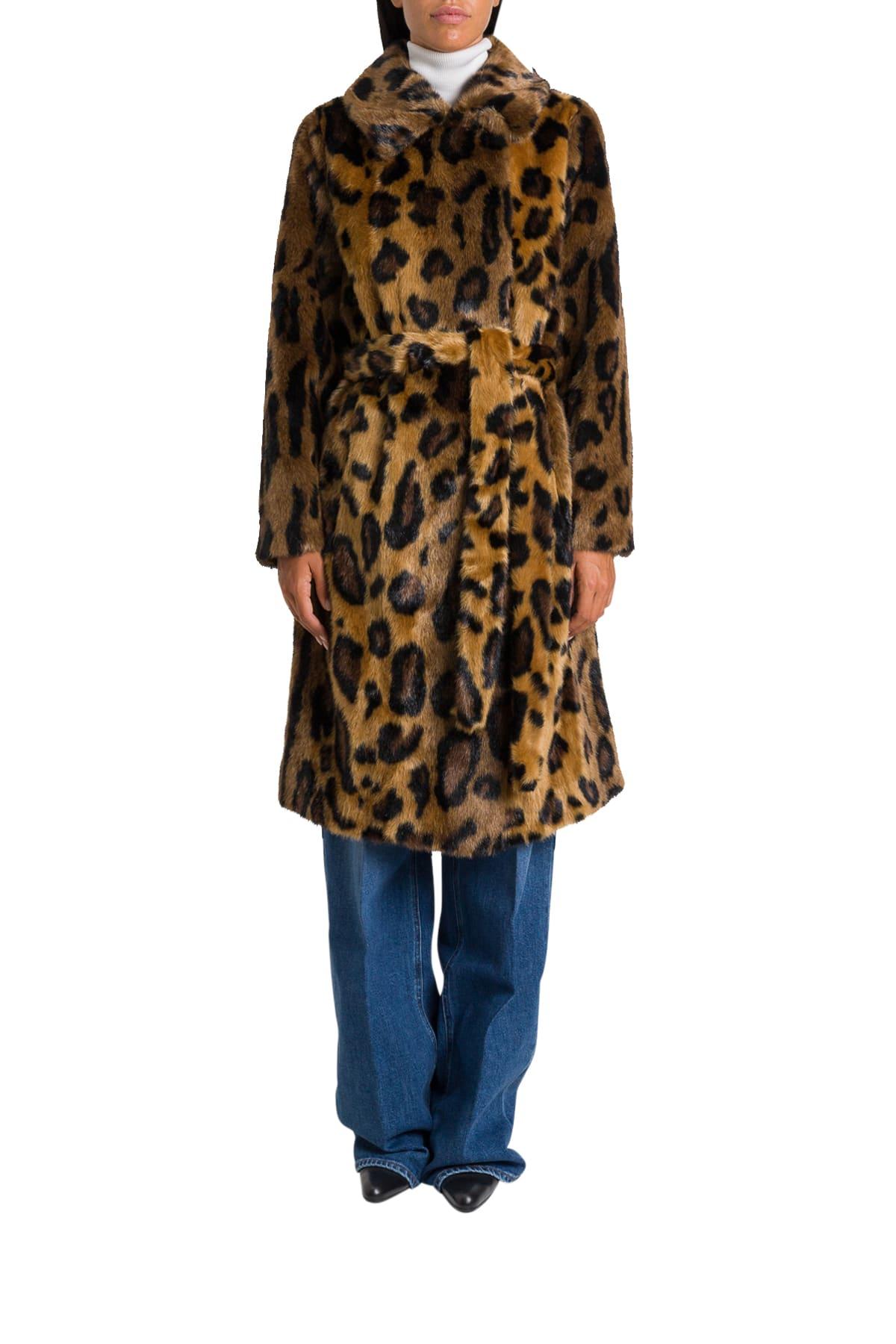 Photo of  STAND STUDIO Irina Faux Fur- shop STAND STUDIO jackets online sales