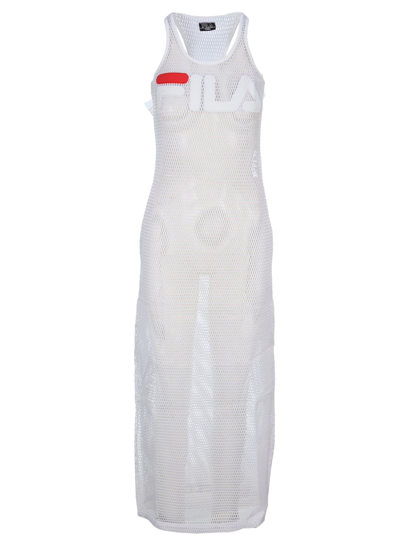 Fila Mesh Racer Back Dress