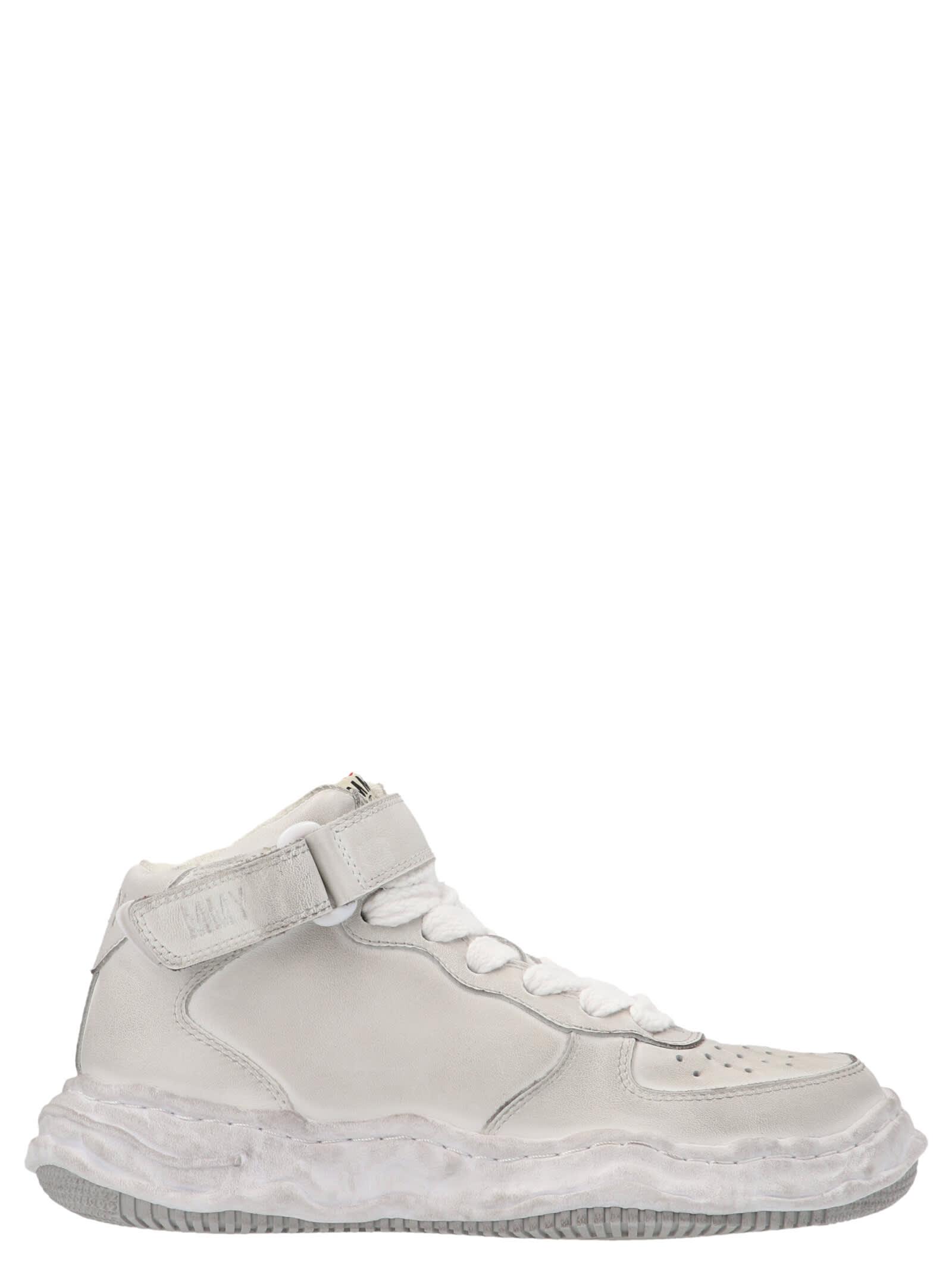 wayne Hight Shoes