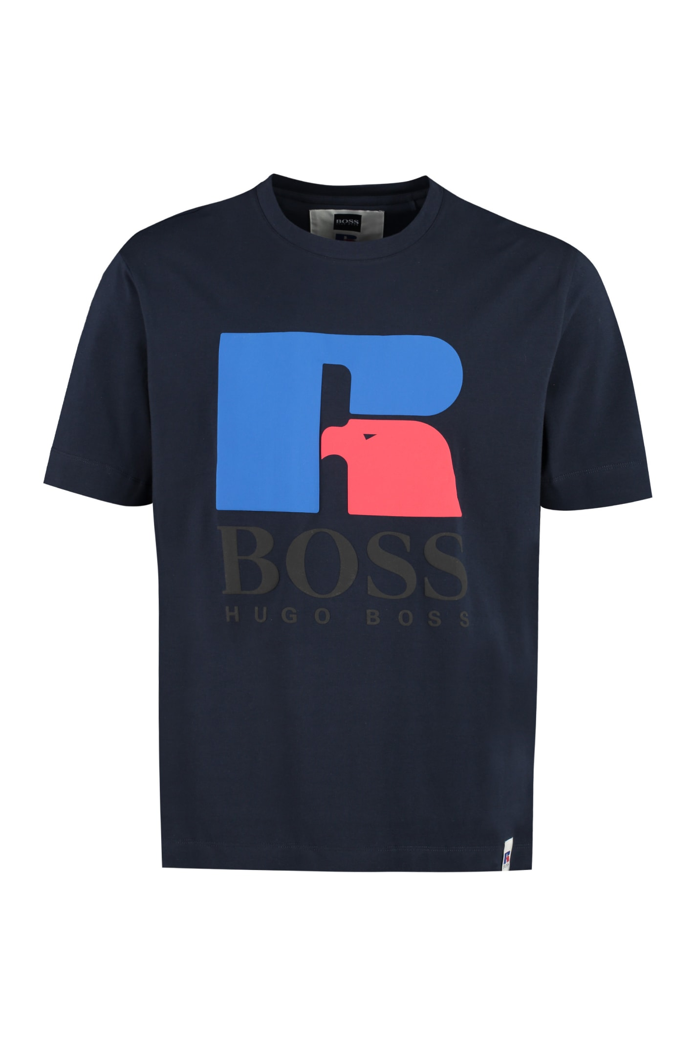 Boss X Russell Athletic