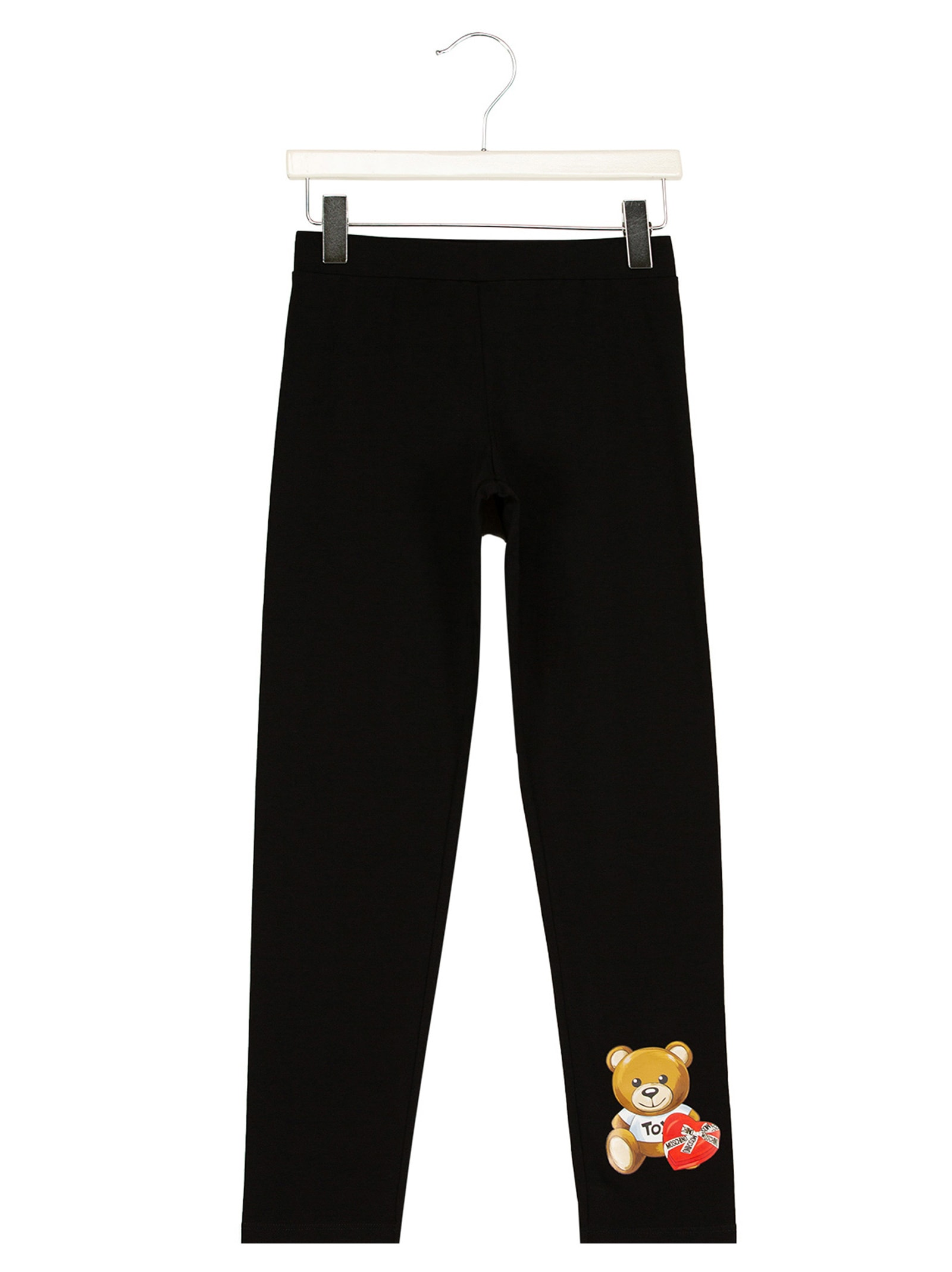 Moschino Cottons TEDDY LEGGINGS