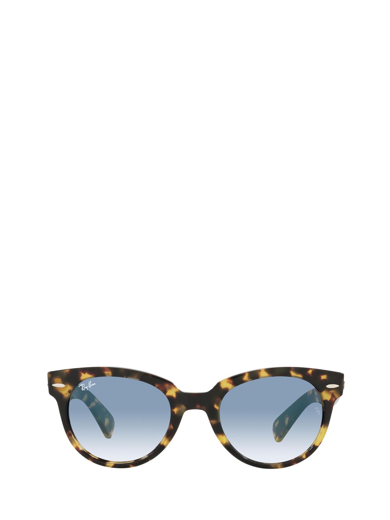 Ray-Ban Ray-ban Rb2201 Yellow Havana Sunglasses