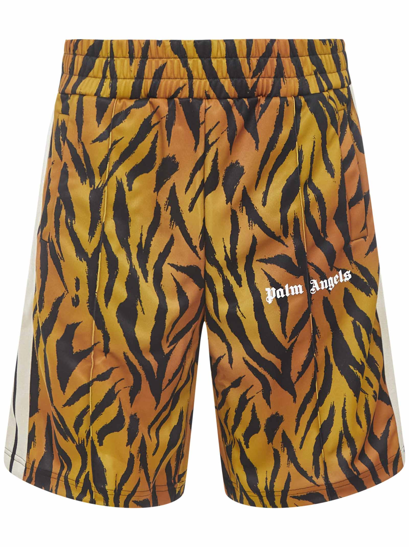 Palm Angels TIGER TRACK SHORTS