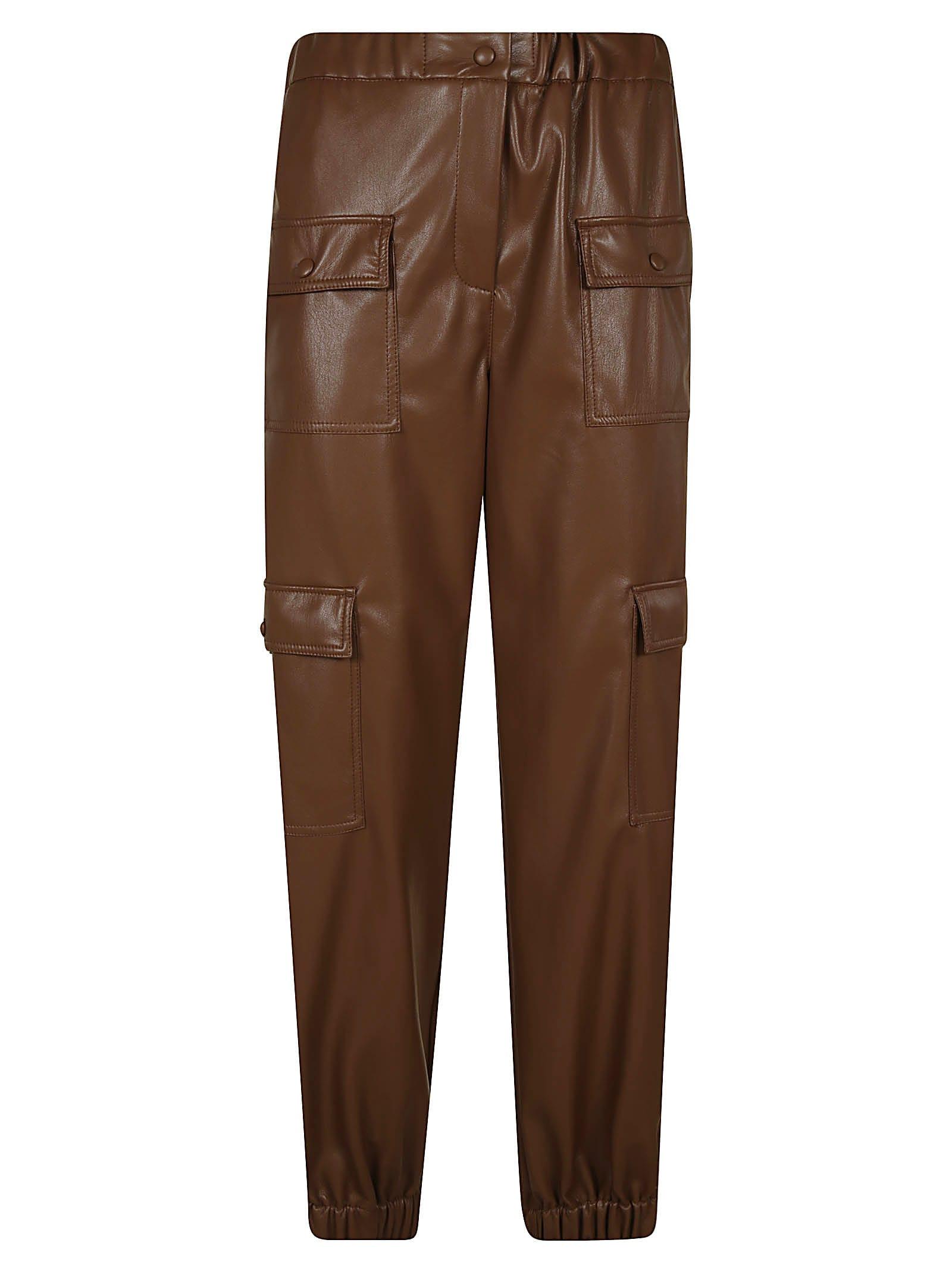 MSGM Multi-pocket Ribbed Cargo Pants