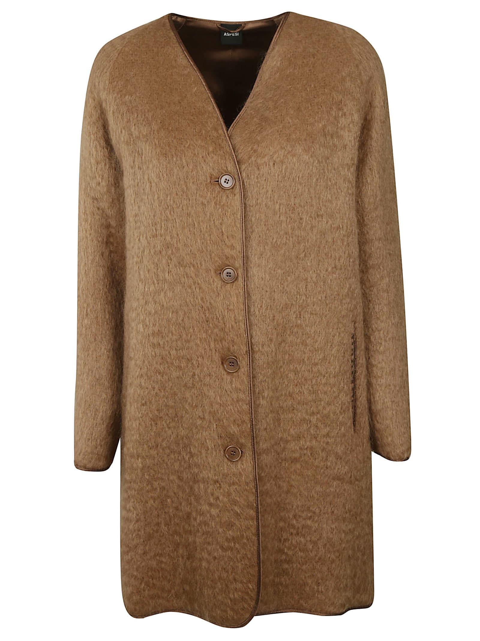 Aspesi Fur Coat