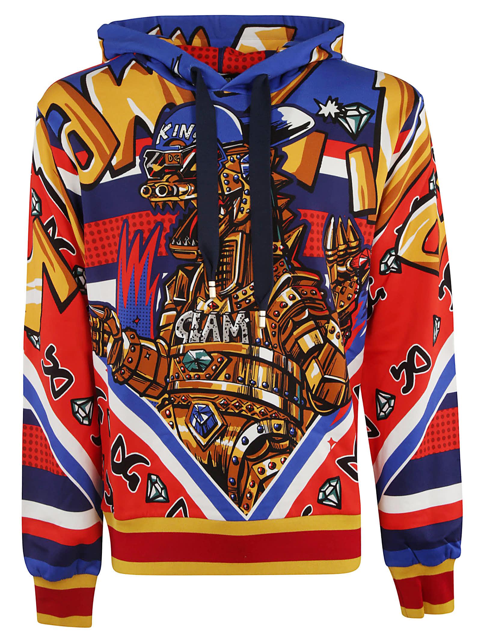 Dolce & Gabbana Tops Dolce & Gabbana Fleece