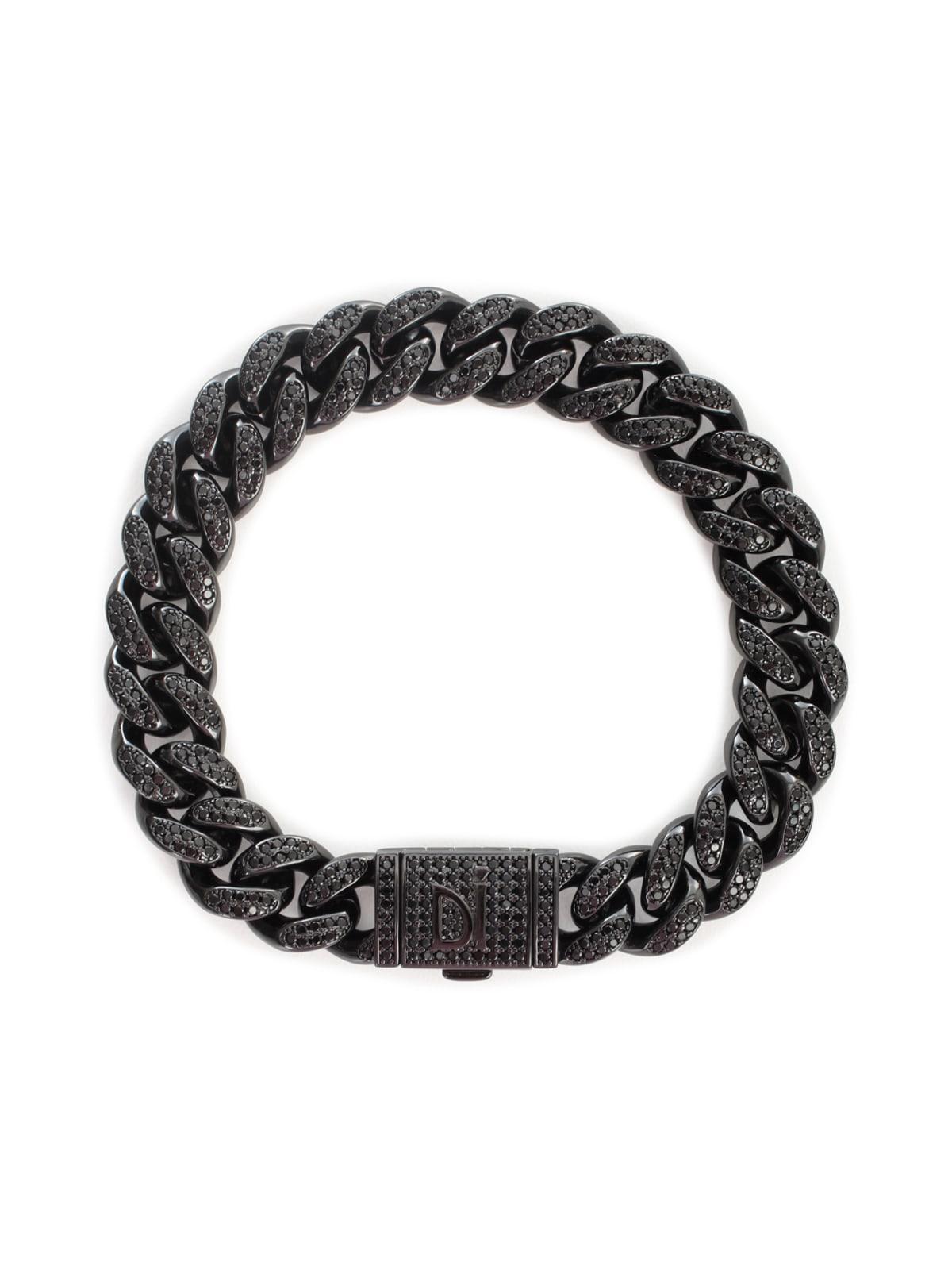 Cuban Pave Bracelet Vanta