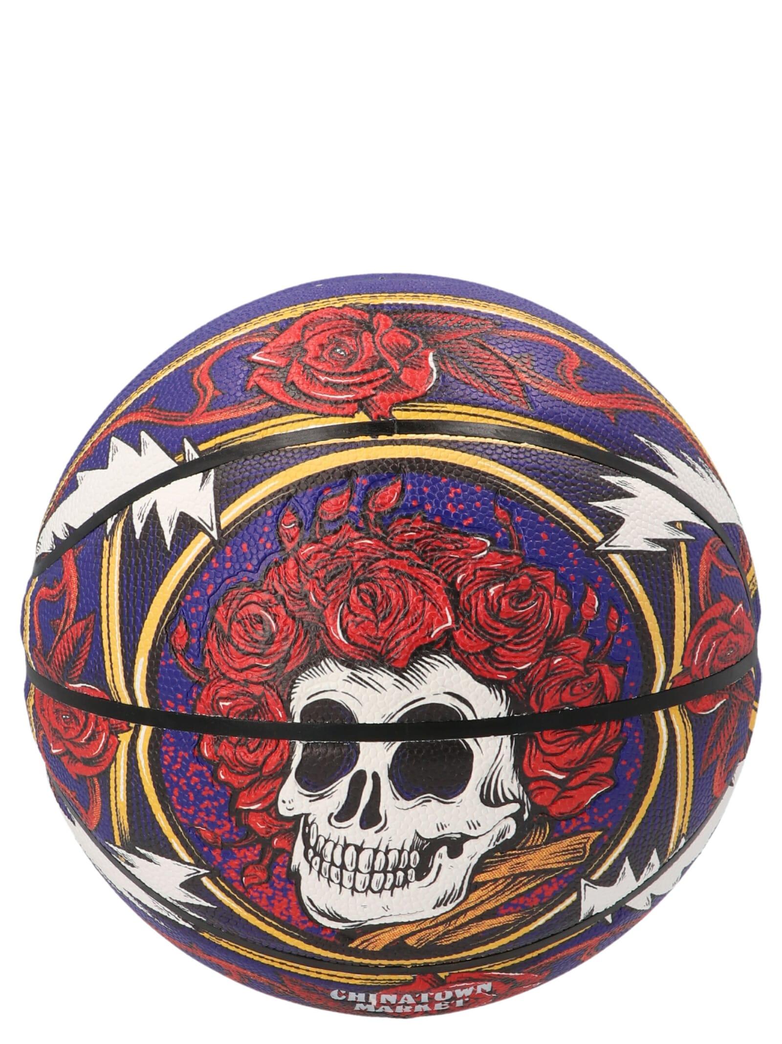 Palla Da Basket Capsule Grateful Dead