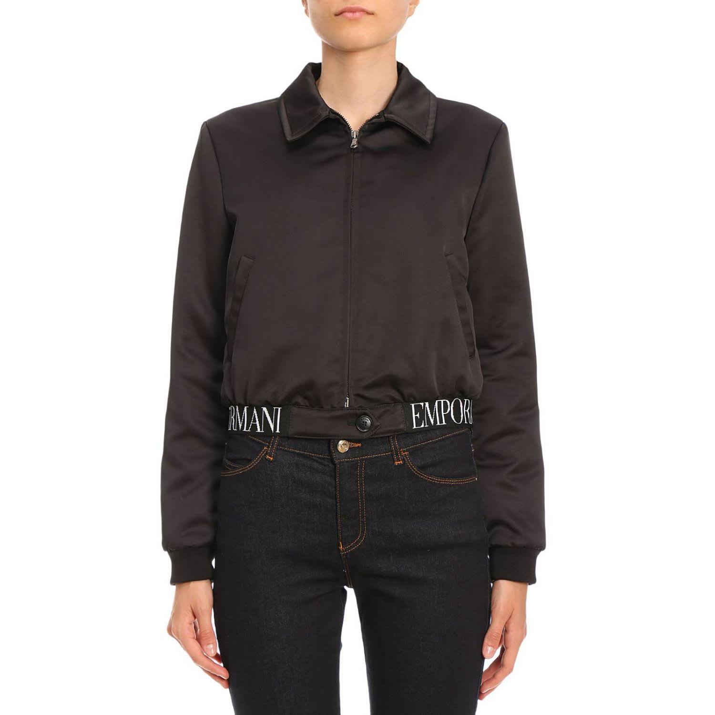 Emporio Armani Jacket Jacket Women Emporio Armani