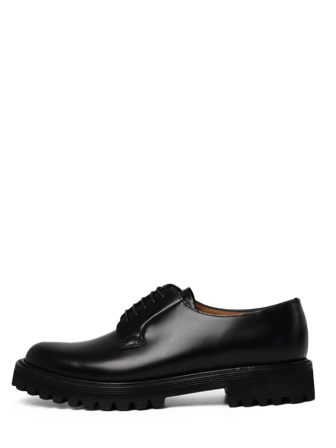 Churchs Lace-up Black Leather