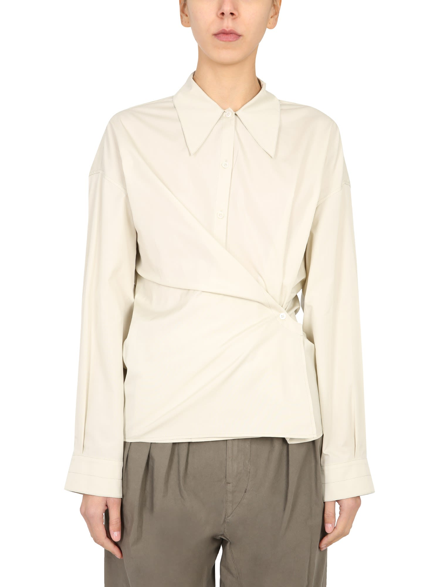 Lemaire TWISTED SHIRT
