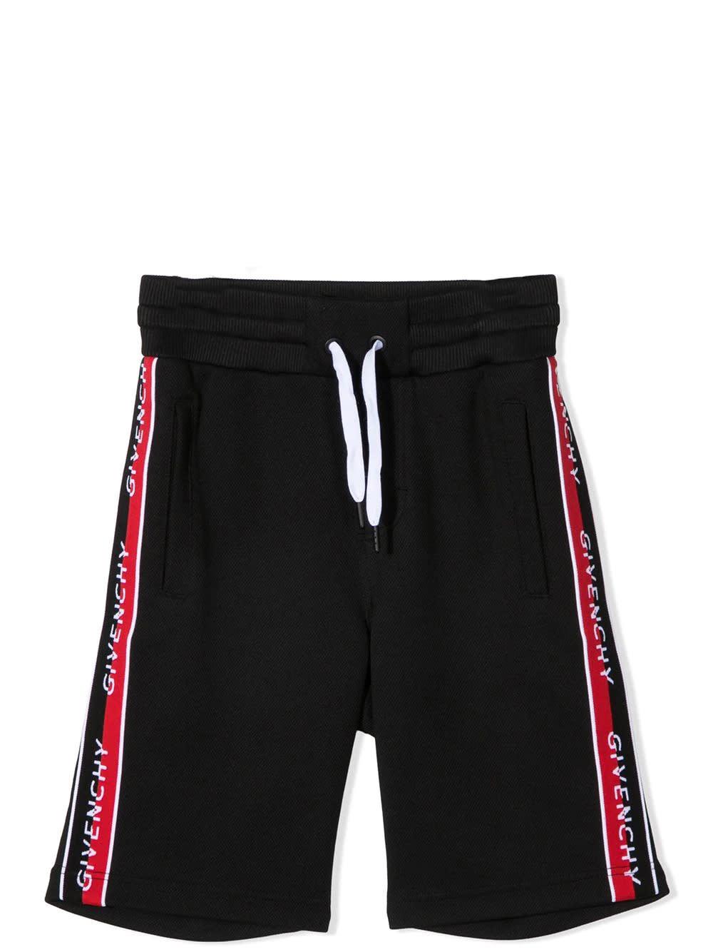 Givenchy Shorts SPORTS SHORTS WITH DRAWSTRING