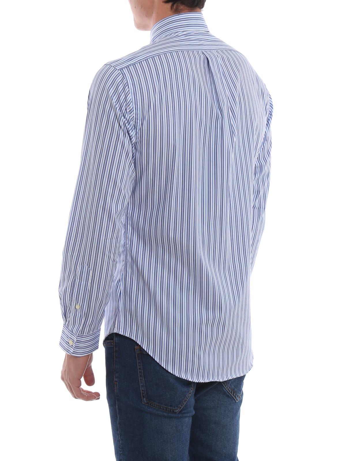 finest selection 421d9 dd8f0 Polo Ralph Lauren Polo Ralph Lauren Camicia A Quadri In ...