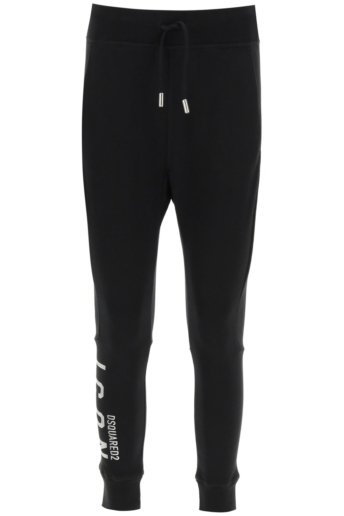Dsquared2 Jogging Trousers With Icon Reflect Logo