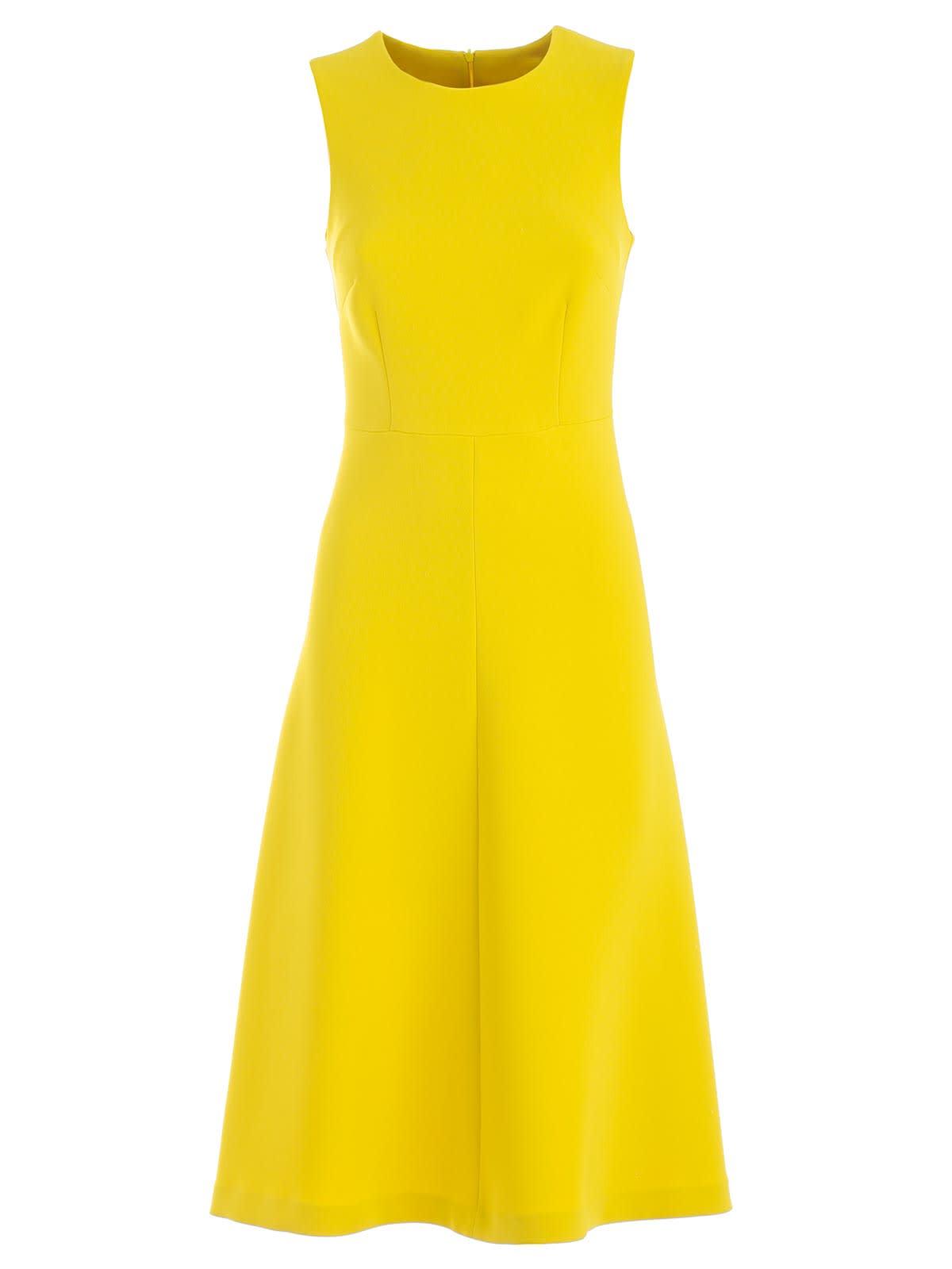 Parosh Flared Dress