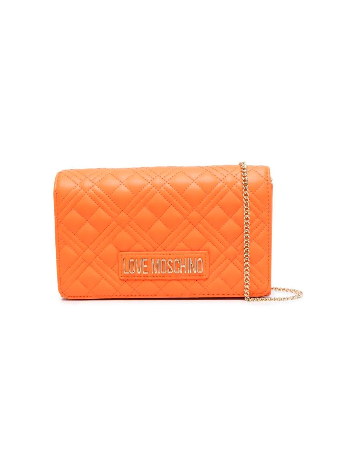Love Moschino Clutches EVENING BAGS QUILTED CLUTCH