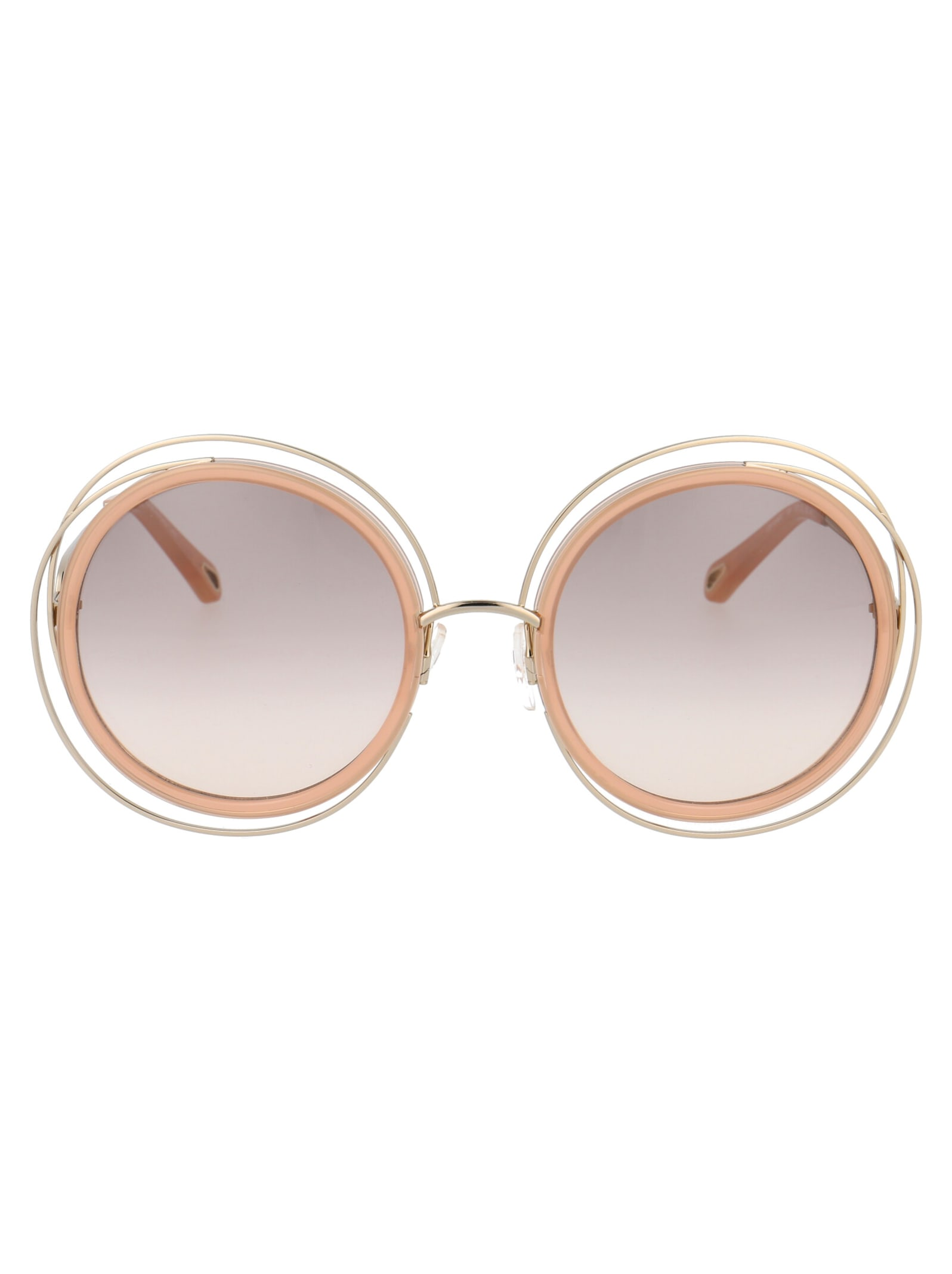 Sunglasses from ChloéComposition: Metal