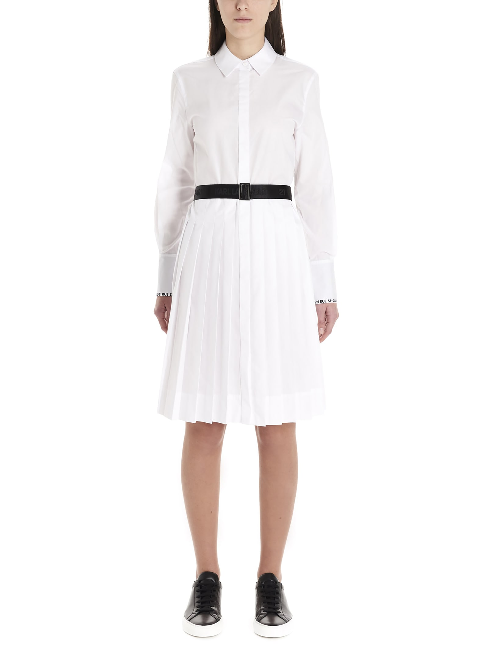 Buy Karl Lagerfeld Dress online, shop Karl Lagerfeld with free shipping